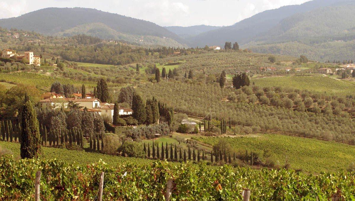 Villa Poggio Reale Rufina Fi